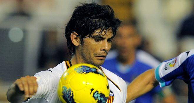 Ever Banega: Ever Banega joined Valencia from Boca Juniors in 2008