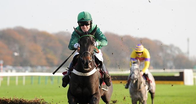 Grandouet: Cut for Champion Hurdle after fluent win