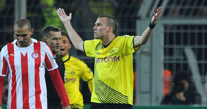 Kevin Grosskreutz: Would be interested in a move to Arsenal