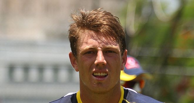 James Pattinson has chance to continue impressive start to international career