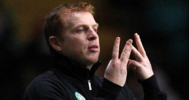 Neil Lennon: Celtic manager pleased with his players¿ performance against Udinese