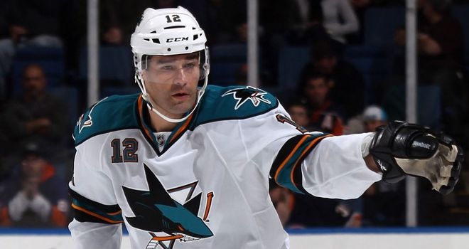 Patrick Marleau: Equalled NHL record with two goals in win over Colorado.