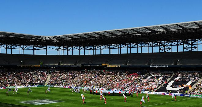 Stadium:MK: Home to the Dons
