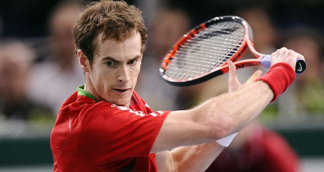 Andy Murray: Heads to London at the top of his game