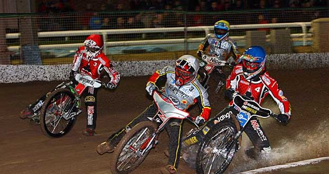 Patrick Hougaard: Leaving Belle Vue for Peterborough