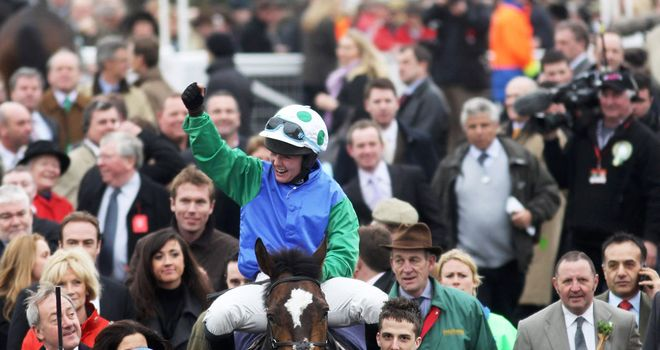 Poker De Sivola: Misses the John Smith's Grand National