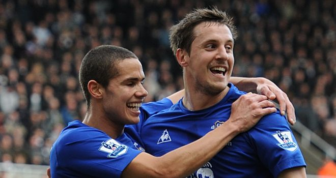 Phil Jagielka: Backing Jack Rodwell's England inclusion