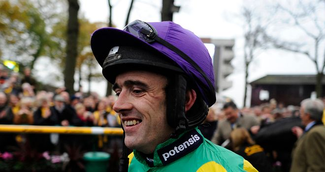 Walsh: First race winner at Navan