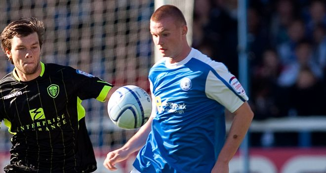 Ryan Tunnicliffe: Has impressed during his time with Peterborough