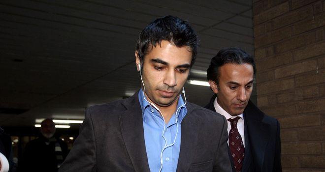 Salman Butt: Has filed an appeal