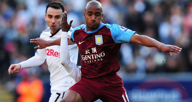 Fabian Delph: Leeds United want the midfielder to spend the rest of the season at Elland Road