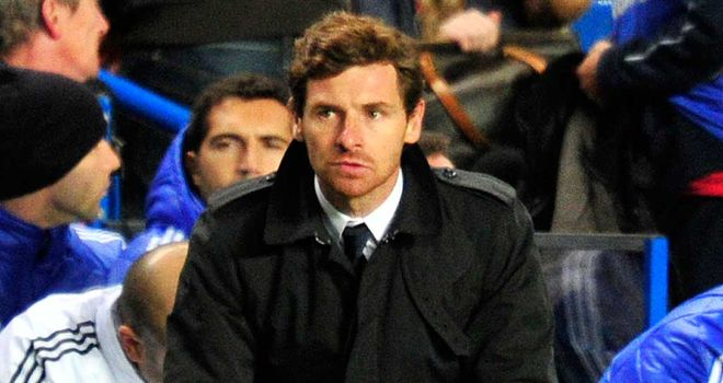 Andre Villas-Boas: Confirmed he is looking to sign a new central defender next month