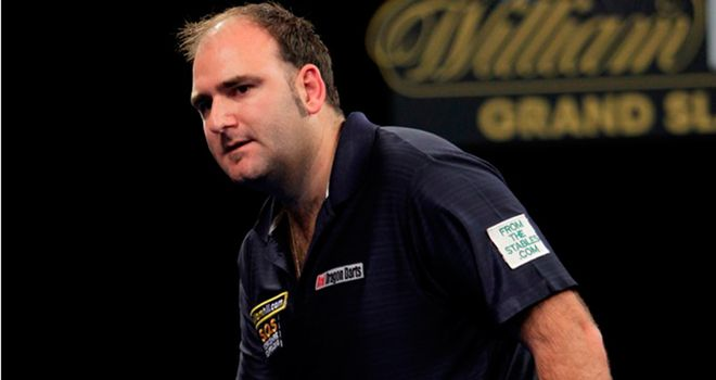 Scott Waites: Moving on to Phil Taylor clash