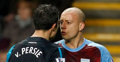 Hutton: Not wanted by Villa boss Lambert