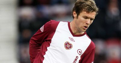 Darren Barr: Not planning to leave Hearts