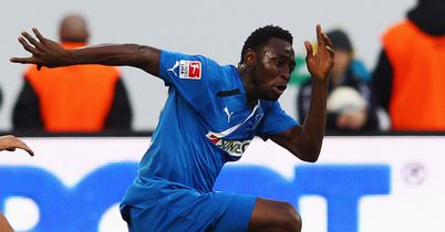 Chinedu Obasi: Has impressed on loan from Hoffenheim and will sign a permanent deal with Schalke