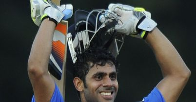 Manoj Tiwary: stroked his first ODI century after India opted to bat