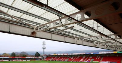Cheltenham: Training ground was burgled