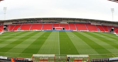 Keepmoat Stadium: The home of Doncaster