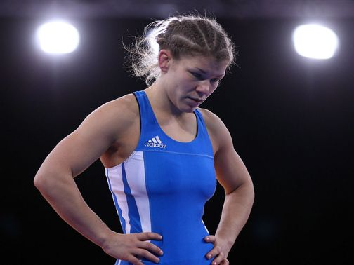 Butkevych: Britain's only wrestler at the Games