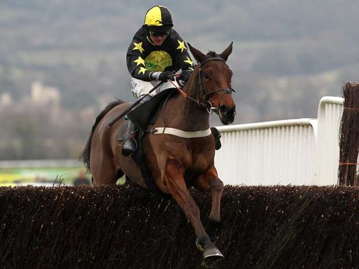 Cannington Brook: Returns to the scene of his finest hour