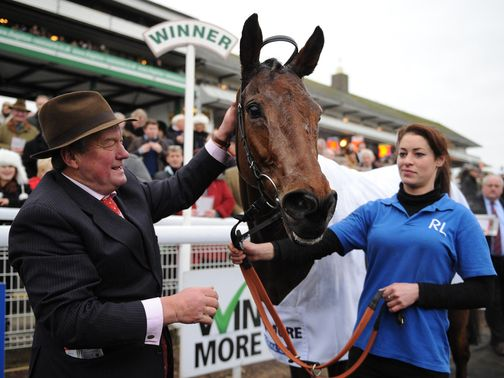 Richard Lee: Will enter Incentivise for the Welsh National