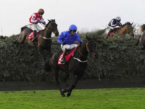 Becher Chase: Preferred target for Minella Theatre