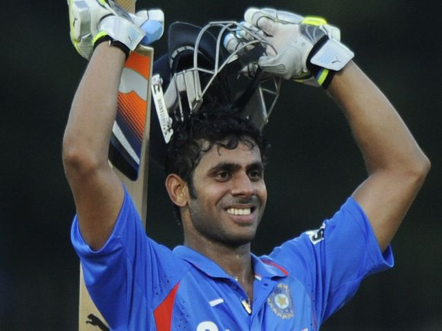 Manoj Tiwary: Maiden ton for India