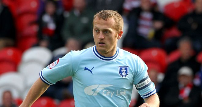Sammy Clingan: Coventry City captain has rejected a new contract and will now look for another club
