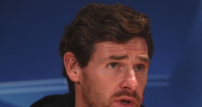 Andre Villas-Boas: Believes Chelsea have become the media's target