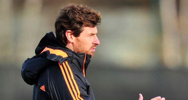 Andre Villas-Boas: Will come good at Chelsea, according to Valencia boss Emery