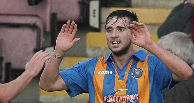 Wildig: Earned deal with Shrews