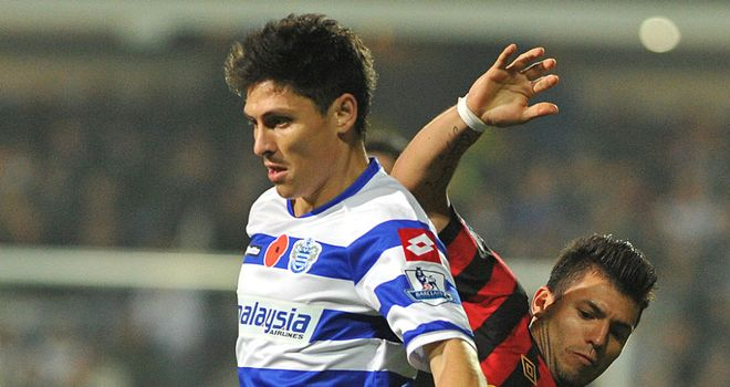 Alejandro Faurlin: Finally back in action for QPR after serious knee injury