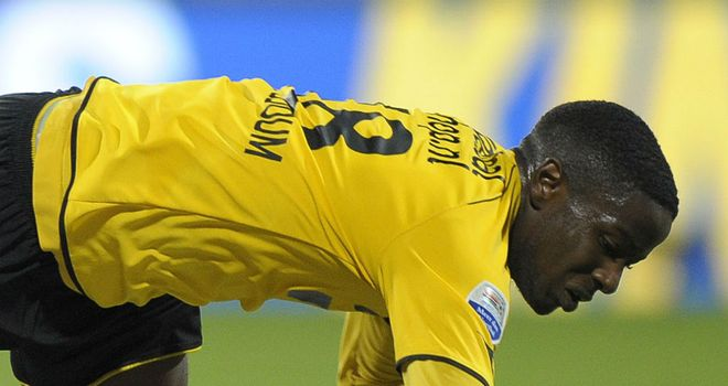 Arnaud Djoum: Bagged a brace as Roda crushed Excelsior