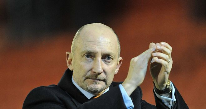 Ian Holloway: Is set to hold transfer talks with Kwesi Appiah last this week
