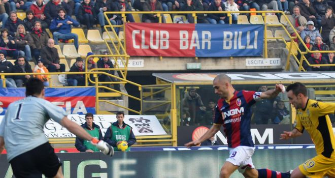 Marco Di Vaio: Italian striker will play in the MLS from next season