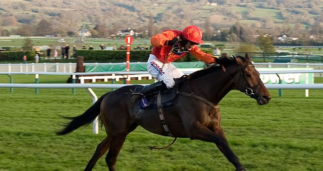 Brampour: Tops weights for County Hurdle but also in the Champion on Tuesday