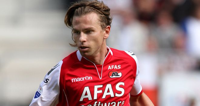 Brett Holman: Joining Aston Villa from AZ Alkmaar and wants to make an immediate impact