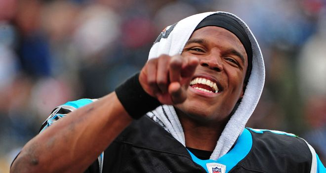 Cam Newton: Capped a 60-yard drive for the winning touchdown