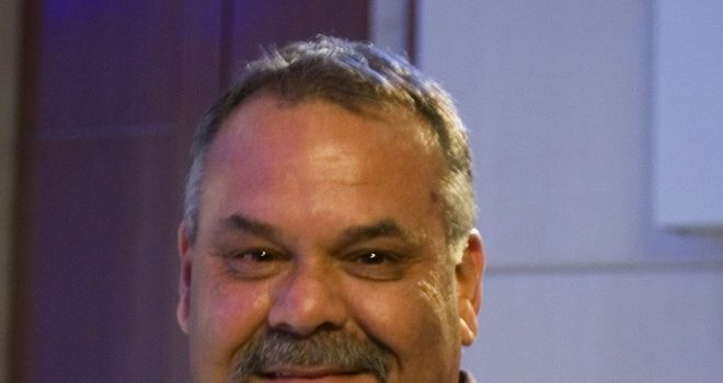 Dav Whatmore: Has been named by the PCB as a favourite to be their next head coach