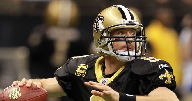 Brees: the quarterback is in drawn-out contract negotiations with the Saints