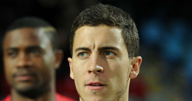 Eden Hazard: Wanted by a number of Premier League clubs
