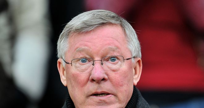 Sir Alex Ferguson: United boss insists he is happy with players at his disposal