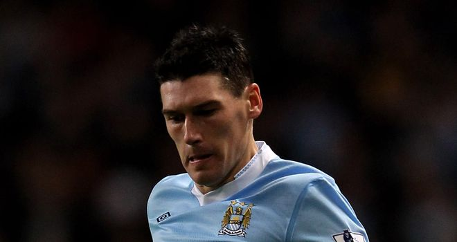 Gareth Barry: Is expecting a very tight end to the season in the title race