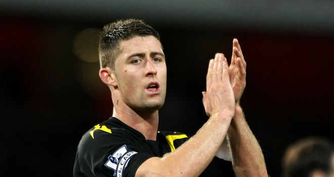 Gary Cahill: Is looking forward to challenging for trophies at Stamford Bridge