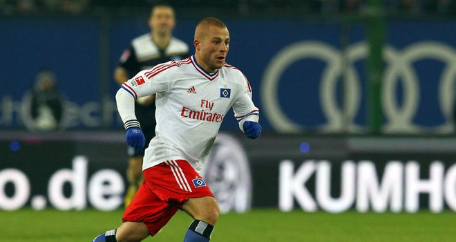 Gokhan Tore: The midfielder was the third Chelsea player to follow former sporting director Frank Arnesen to Hamburg
