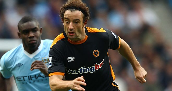 Stephen Hunt: Wolves midfielder will be allowed to leave if an acceptable offer is received