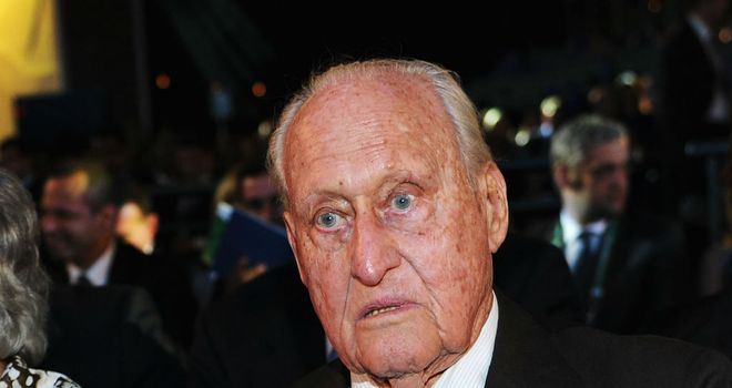 Joao Havelange: Has Resigned from the IOC