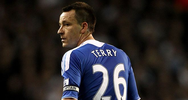 John Terry: First sustained knee injury in FA Cup win over Portsmouth