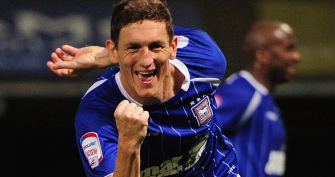 Keith Andrews: Impressed during his loan spell and Ipswich are hoping to bring him back
